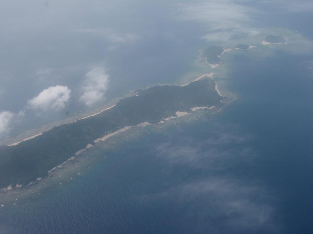 沖縄周辺の諸島
