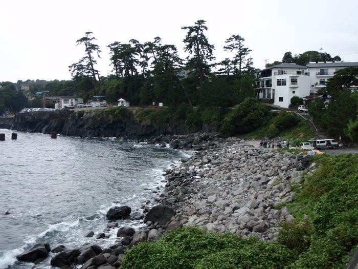 関東圏では有名なダイビングスポットである伊東市の富戸