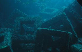 魚のすみかとなる魚礁